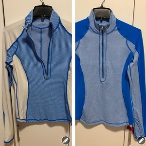 LULULEMON DOUBLE SIDED RULU PULLOVER